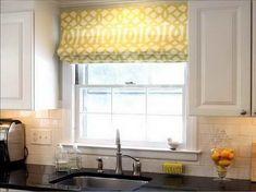 Curtain Ideas for Kitchen Windows