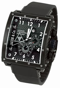 Q2B Jacob & Co часы Epic I
