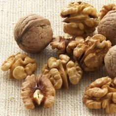 Did you know walnuts can actually boost your mood?  High intakes of alpha-linolenic acid (ALA), a form of omega-3 fat found in walnuts, flaxseed and chia seed, can keep you feeling chipper.