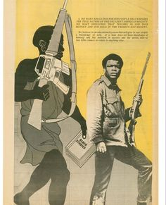 Political Posters, Political Art, Emory Douglas, Revolutionary Artists, Black Panthers Movement, Black Panther Party, Power To The People, Foto Art, Party Poster