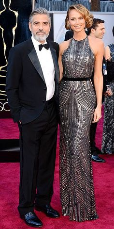 always dapper - always amazing!!!  Both look STUNNING and one looks super sexy... and its NOT Staci!