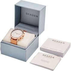 watch Smartwatch woman Skagen Hald Connected SKT1204