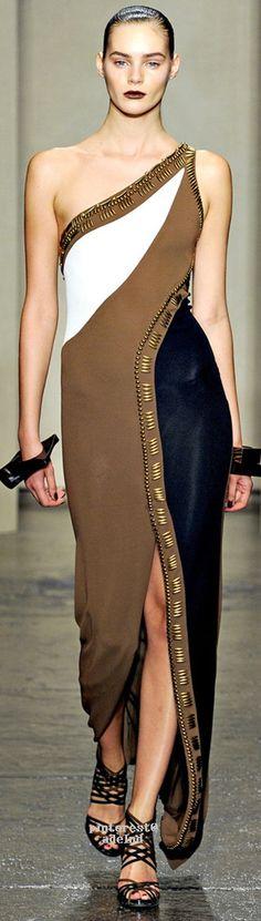 Donna Karan Spring 2012 Ready-to-Wear Fashion Show                                                                                                                                                                                 More