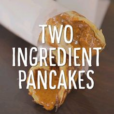 Pancakes Two-Ingredient Pancakes. Can it get any easier than that?Two-Ingredient Pancakes. Can it get any easier than that? Fodmap Recipes, Ww Recipes, Diabetic Recipes, Cooking Recipes, Healthy Recipes, Diabetic Breakfast Recipes, Diabetic Snacks Type 2, Easy Diabetic Meals, Diabetic Smoothies