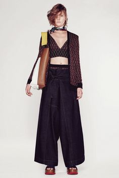 Marni Resort 2016 Fashion Show: Complete Collection - Style.com