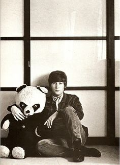 "John Lennon on Julian: ""Well, I just want him to grow up happy. That's the main thing."""
