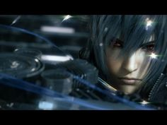 Final Fantasy 15/Final Fantasy XV Trailer/Gameplay - YouTube - This looks soo good!
