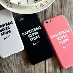 c8527385bf ブランド ナイキ iphoneケース バスケットボール運動風 NIKE iphone 7/6s/6 plus/