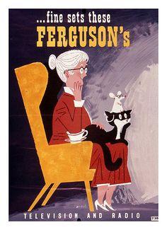 Ferguson's Vintage Ad