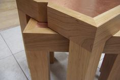 Stackable Coffee Tables
