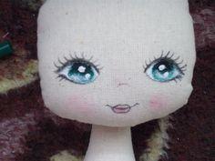 Epattern pdf tutorial pdf cloth doll DIY cloth by Mydollsforyou