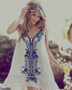 Fancy - Crazy For Love Dress by Free People