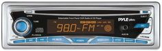 PYLE PLCD23A AM/FM-MPX Manual Tune Radio CD Player with Detachable Face Radio Cd Player, Projects For Kids, Manual, Electronics, Larger, Digital, Face, Vehicle, Travel