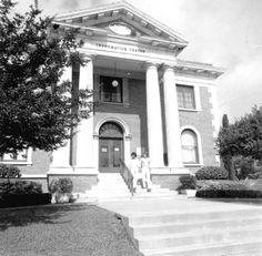 Pensacola's visitor information center