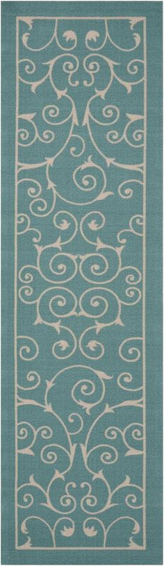 Nourison Home and Garden RS019 Area Rug