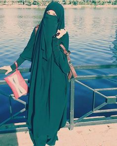 Niqab Fashion, Modern Hijab Fashion, Muslim Fashion, Modest Fashion, Islamic Fashion, Hijab Style Dress, Hijab Outfit, Abaya Style, Muslim Hijab