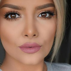 Beautiful @sheidafashionista BROWS: #BrowWiz in Soft Brown EYES: #abhshadows in…