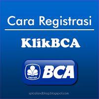 Cara registrasi KlikBCA