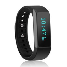 Bevan I5 Plus Smart Bracelet Bluetooth 4.0 Waterproof Touch Screen Fitness Tracker Health Wristband Sleep Monitor Smart Watch -- Click image to review more details.