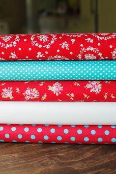 Mother May I fabric bundle
