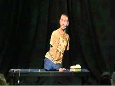 Nick Vujicic - Watch this with a box of Kleenex handy.  The most inspirational man I have ever heard.