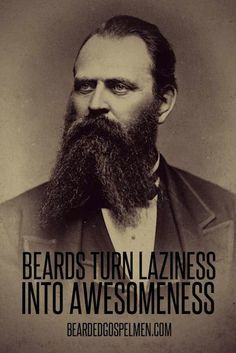 Beard quotes are awesome!!
