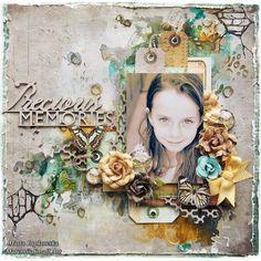 Precious Memories by Marta Lapkowska