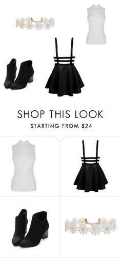 """""""Daisies and stile."""" by elyzabethphoenix on Polyvore featuring Fendi and Humble Chic"""