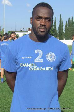 Benin - Daniel Gbaguidi #beninese #footballer #danielgbaguidi