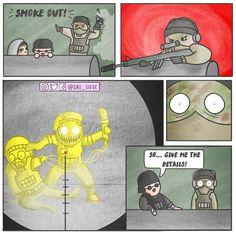 Details... (Cross post) [Rainbow 6 Siege]