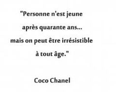 coco chanel citations francais
