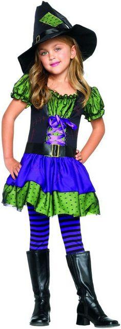 Hocus Pocus Witch Kids Costume #costumeideas