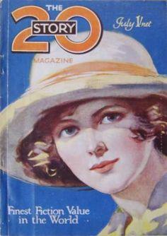 20 Story Magazine  (Jul 1922)