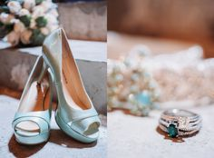 Blayne and Dale's Mint and Black Wedding in Kalamazoo, Michigan. » Two Birds Photography Blog