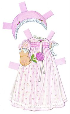 Rosebuds Clothes (Sylvie)#Repin By:Pinterest++ for iPad#