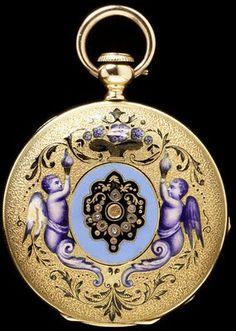 Divine Antique Pocket Watch