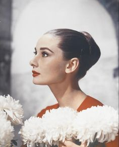 The Nifty Fifties — Audrey Hepburn