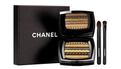 Inspiration de cadeaux Gold pour Noël : les Ombres Lamées de Chanel