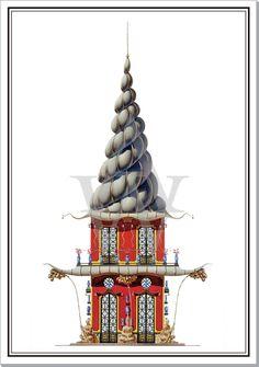 Snail Pagoda