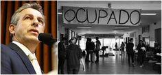 """O deputado Tadeu Veneri (PT) pediu da tribuna da Assembleia Legislativa, nesta segunda (24), que o governador Beto Richa (PSDB) determine a prisão dos """"tiozinhos do MBL"""" que empregam violência e assediam sexualmente meninas e meninos nas ditas """"desocupações"""" de escola no Paraná.    """"São tiozinhos do MBL, de 25, 30 e 40 anos, merecem cadeia. Não fazem parte da comunidade escolar, são fascistas, não podem amedrontar e fazer assédio s"""