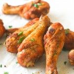 Baked Crispy Chicken Legs – A few simple tricks makes this chicken legs crispy on the outside, tender and juicy on the inside, and ridiculously flavorful. It's quick, easy, paleo, gluten-free and only requires 10 mins prep. Inspired by the success with this crispy baked chicken wings that I made here. I decided …
