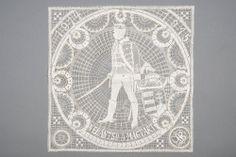 Austro-Hungary lace , from Slovakia 1014-1915