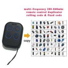1pcs Multi Frequency Copy 280 868mhz Rolling Code Garage Door