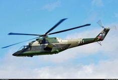 "Mil ""Mi-24K""/""Mi-PSV"" (""Hind-G Mod.2""), b/n""271""white. KB Mil (MVZ) experimental helicopter.   Чёрное (XUMA) Московская область.  Май/May 2017."
