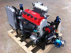 MTD Engine Package #522100 ON SA