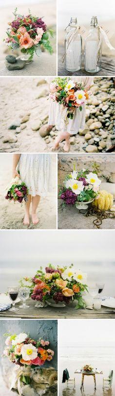 seaside wedding by britney