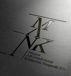 M.A.N.K Logo | Laszlo Lelkes