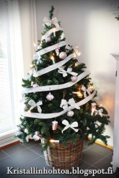 Kristallin hohtoa: Luukku 24: Hyvää Joulua!