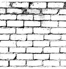 Image result for how to draw brick wall