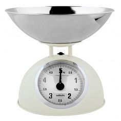 These retro scales are perfect for those ready to change up their decor at any moment!